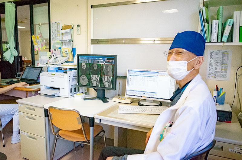 整形外科医師_井上