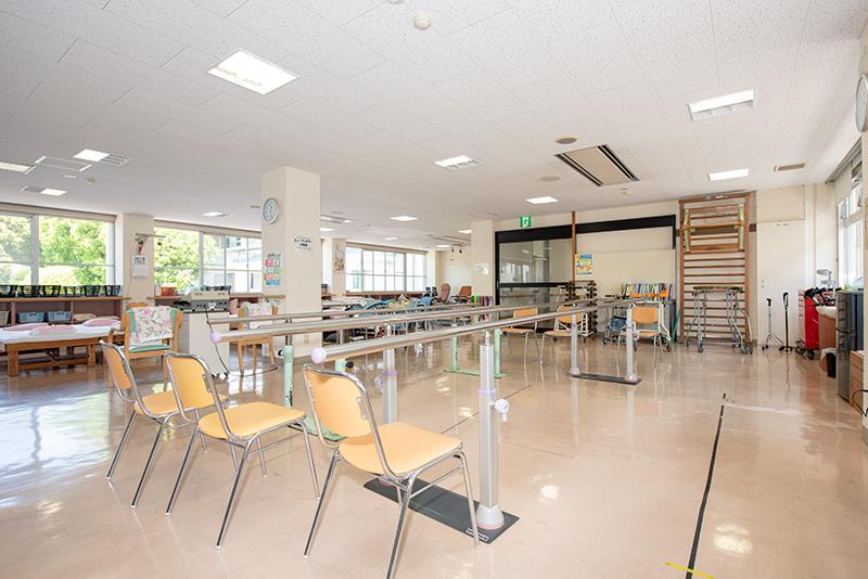 運動療法室8